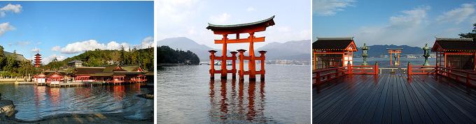 ฮิโรชิม่า – มิยาจิม่า –  สวนสันติภาพ –  ฮิโรชิม่า - 2