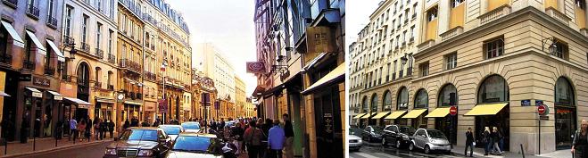 ปารีส – ลา วัลเล่ย์ ช้อปปิ้งวิลเลจ – ย่านรูแซงค์โตโนเร - 2