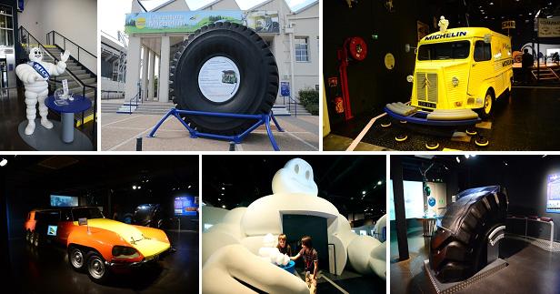 วิชี่ – ชาร์คูซ์ – แคลร์มอง เฟอร์ครองด์ – เลอ ปุย เดอ โดม – รถรางไฟฟ้า – พิพิธภัณฑ์มิชลิน - 2