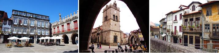 ปอร์โต้ – กิมาไรส์ – ปราสาทกิมาไรส์ – ย่านจัตุรัสโอลิเวียร่า – บราก้า – Bom Jesus do Monte – ปอร์โต้ - 2