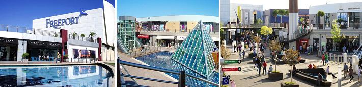 ลิสบอน –พระราชวังเกลุซ – Freeport Outlet Alcochete – ลิสบอน – มิราดูโร - 2