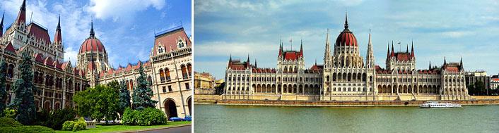 บูดาเปสต์– อาคารรัฐสภาฮังการี – มหาวิหารเซนต์สตีเฟน – ฮีโร่ สแควร์ – Széchenyi Thermal Bath - 2