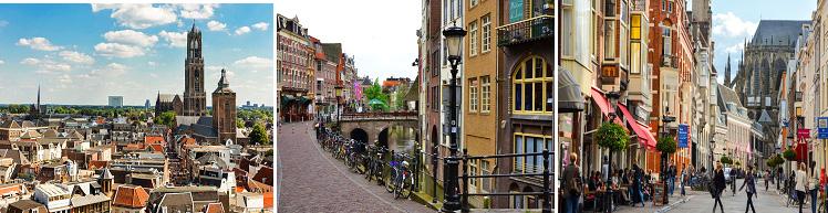 ดูไบ – อัมสเตอร์ดัม – อูเทรคต์ – ปราสาทเดอฮาร์ –  อัมสเตอร์ดัม – ย่านดัมสแควร์ - 2