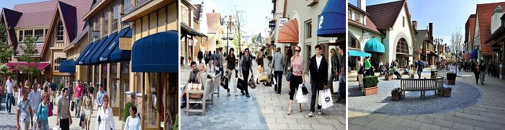 บรัสเซลส์ – ช้อปปิ้ง Maasmechelen Village Outlet –  ช้อปปิ้งย่าน Rue Neuve  - 2