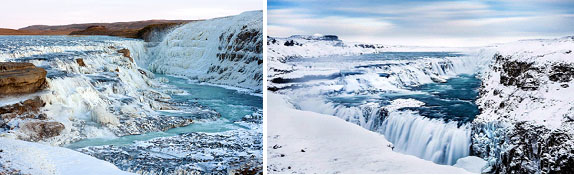 เรคยาวิค – อุทยานแห่งชาติซิงเควลลิร์ – น้ำพุร้อนกีเซอร์ – น้ำตกกัลฟอส – เฮลา - 2