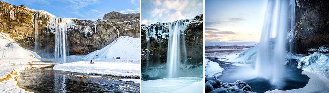 เฮลา – น้ำตกเซลจาแลนสฟอส์ส – น้ำตกสโกกาฟอส – เดียโลลีเอ้ –  ภูเขาน้ำแข็งมิดรัลสโจคูล – ขับสโนว์โมบิล –เฮลา - 2
