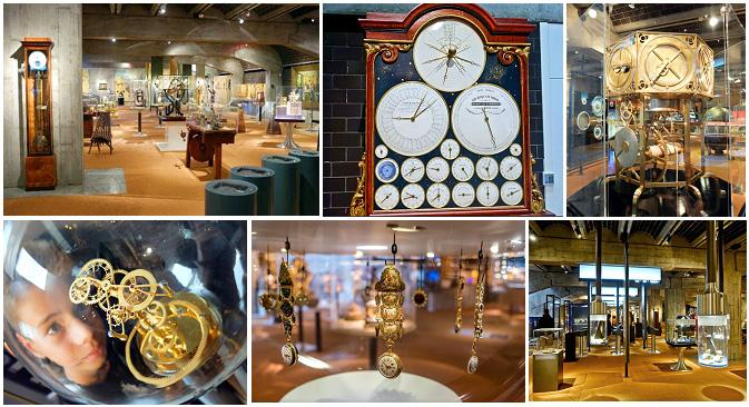 เวเว่ย์ – โรมันมอนติเย่ร์ – ลา โชส์ เดอ ฟอนด์ – พิพิธภัณฑ์นาฬิกา – เนอชาแตล - 2