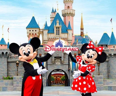 Smart Car Rental >> Disneyland Hong Kong | World Surprise Travel