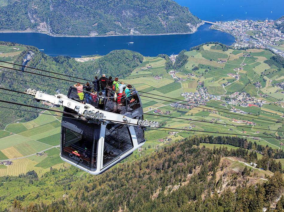 'Exclusive Switzerland Surprise! 9 Days