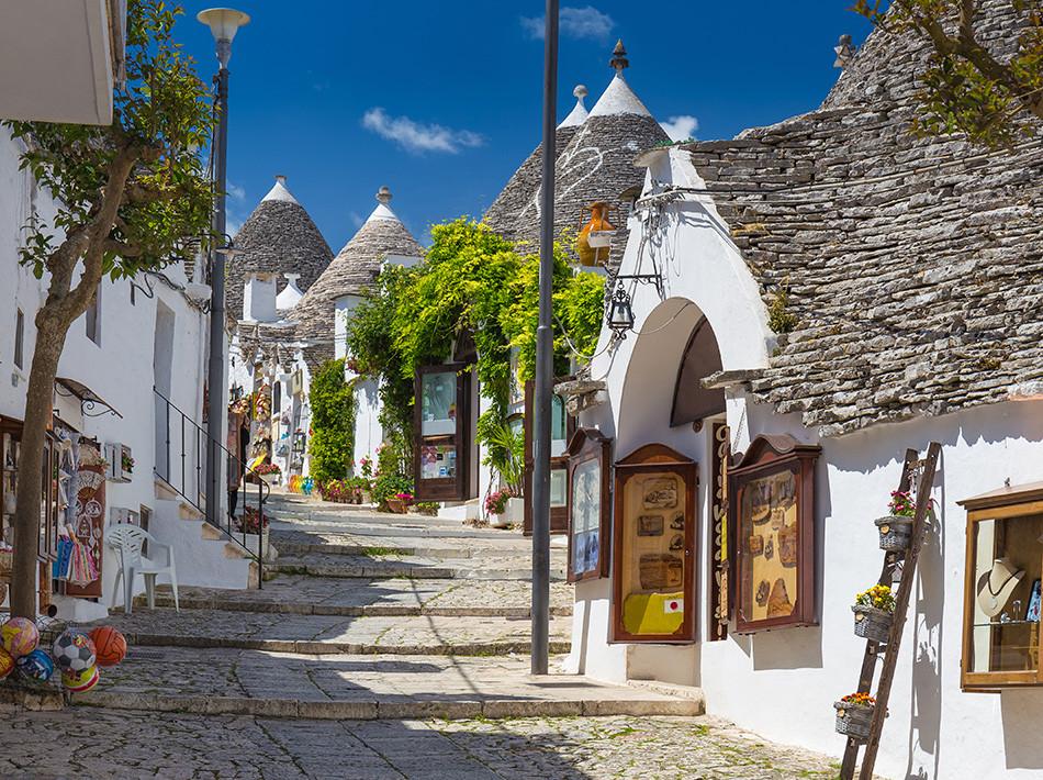 'Puglia Beautiful Adriatic Coast and  Shopping Munich Surprise! 9 Days