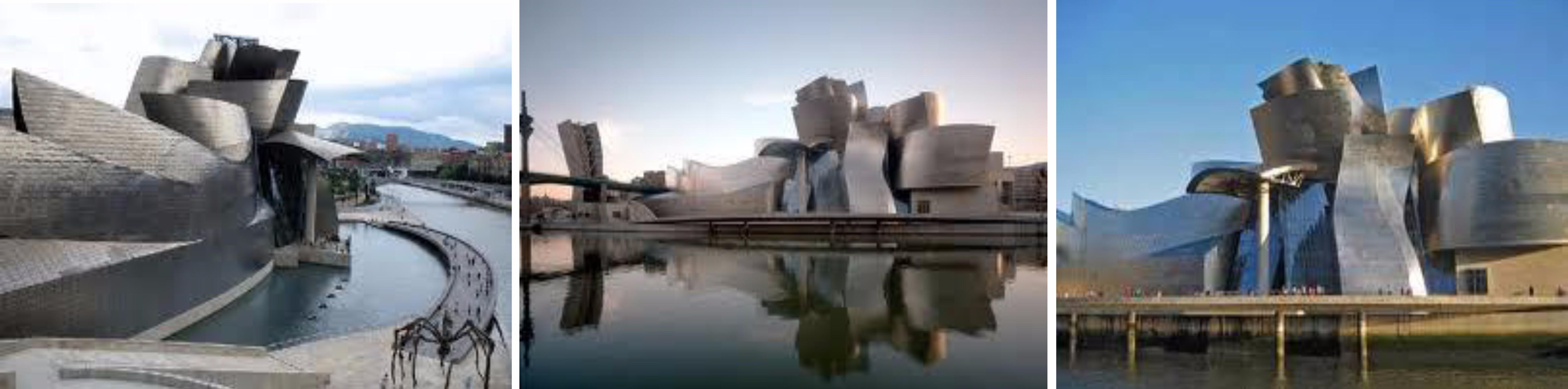 บิลเบา – พิพิธภัณฑ์กุกเกนฮาม – บิตอเรีย กาสเตย์ซ – บายาโดลิด - 2