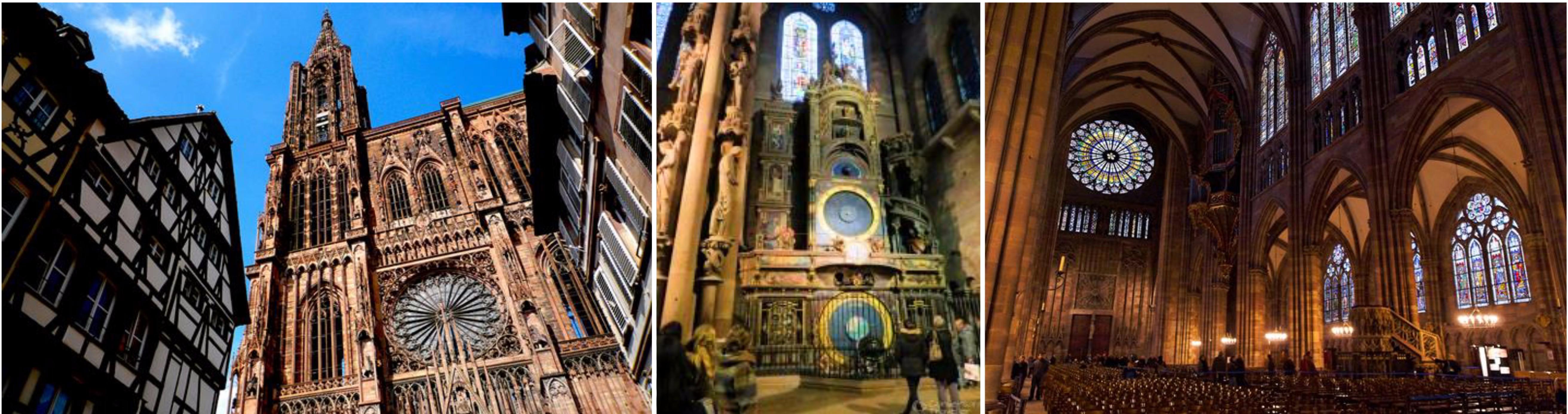 แฟรงค์เฟิร์ต – พิพิธภัณฑ์เครื่องแก้วลาลีค – สตราส์บูร์ก – ย่าน Petite France – มหาวิหารนอร์ทเทรอดามแห่งสตราส์บูร์ก – ล่องเรือชมเมือง - 2