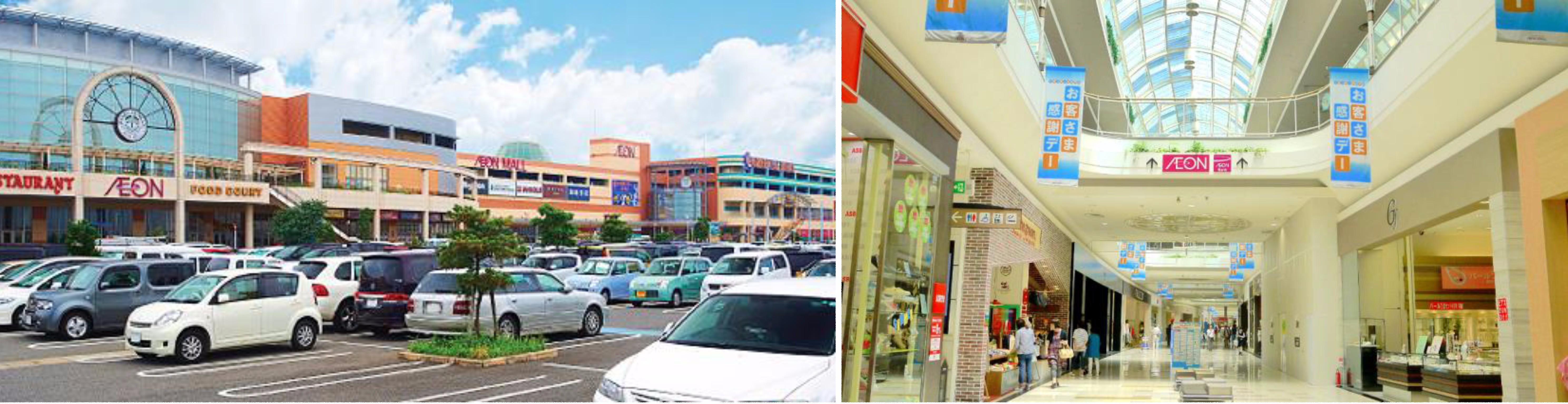 โอซาก้า – ห้างอิออน คันไซ  – กรุงเทพฯ - 2