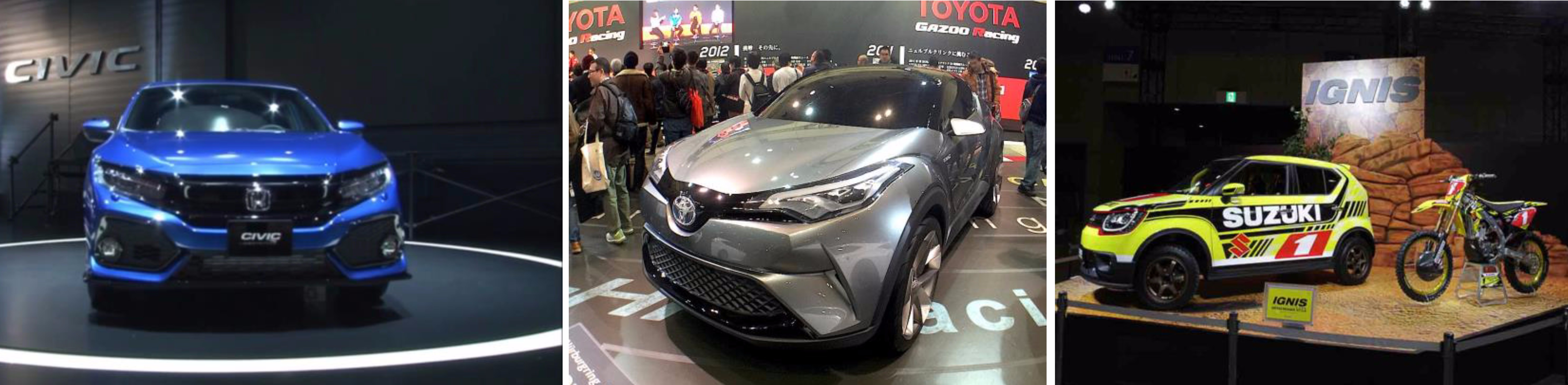 โตเกียว – ชมงาน Tokyo Auto Salon 2018 - 2