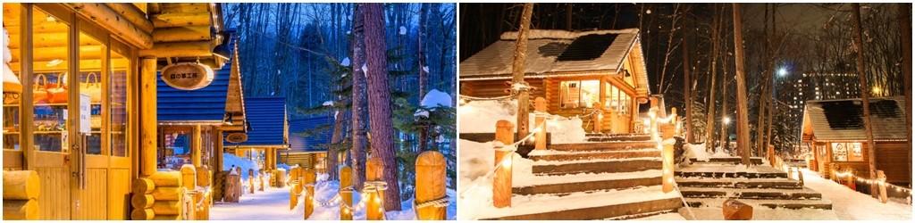 ชิโตเสะ – ฟูราโนะ – กิจกรรมหิมะในสวนชิกิไซ – ฟูราโนะ - 2