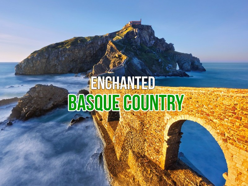 'Enchanted Basque Country Surprise! 9 Days