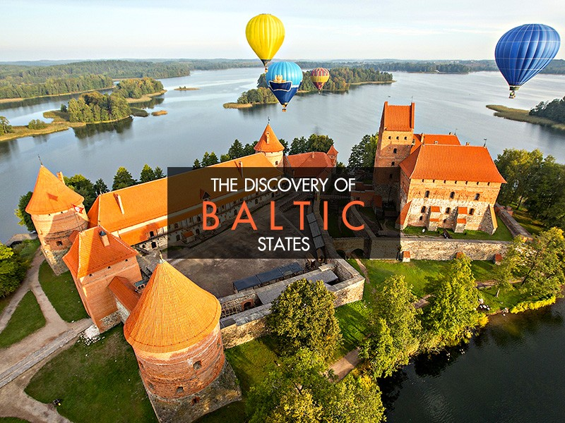 ' The Discovery of Baltic States Surprise!  9 Days